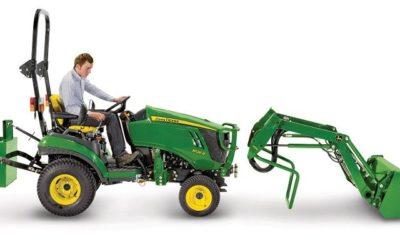 Väiketraktori 1026R esilaadur poole hinnaga