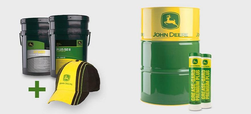 John Deere-i õlide kevadpakkumine!