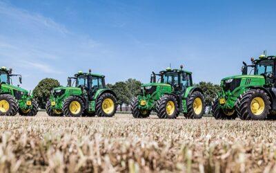 Eestisse on saabunud esimesed John Deere 6M-seeria uuenenud traktorid