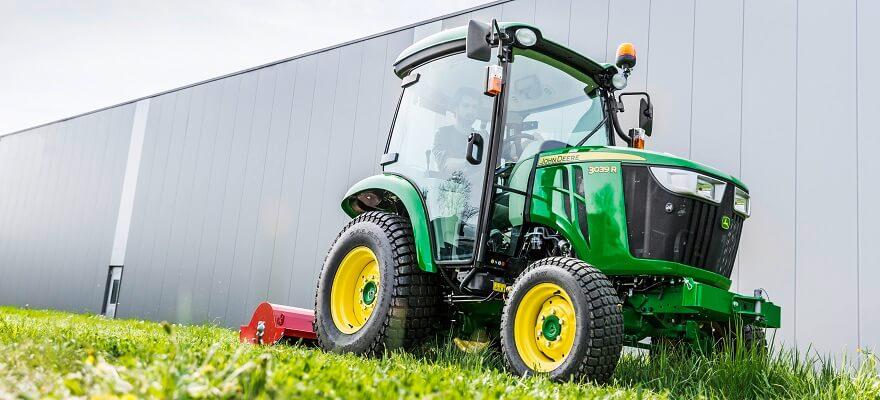 John Deere väiketraktorite uuendused