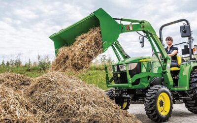 Sügispakkumine John Deere väiketraktoritele