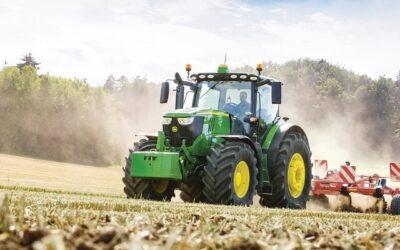 Traktorituru liider on John Deere