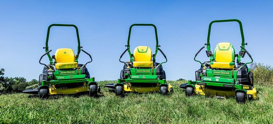 Rohkelt niitmisrõõmu uute John Deere murutraktoritega!