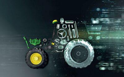 Traktorite varuosade kataloog