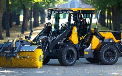 Uue põlvkonna keskkonnahooldusmasin Wille 475Δ