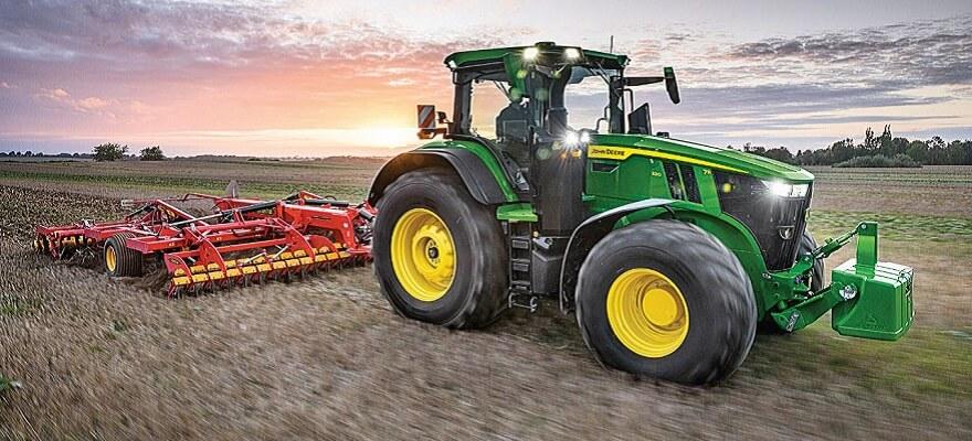 John Deere traktorite sooduspakkumine